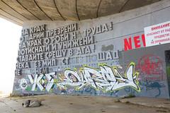 BUZLUDZHA-37 (RAFFI YOUREDJIAN PHOTOGRAPHY) Tags: buzludzha bulgaria spaceship soviet architecture ruin graffiti communist derelict abandoned relic distasteful building monument