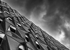 Archi Noire (xpressx) Tags: nikon blanc abstract 18105 passionphotonikon 18105mm bn wb photographe archi noiretblanc d7100 exposure bw architecture nikond7100 nikkor noir lightroom white