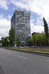 The Dancing Towers, Hamburg (David_Leicafan) Tags: 24mmelmaritasph brtarchitects hamburg reeperbahn dancingtowers tanzendetrme skyscraper highrise