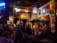 maison bourbon jazz club new orleans  august 2016 (Yohtine) Tags: usasdstaatenunitedstaatesdiexielandfloridaurlaub2016august usasdstaatenunitedstaatesdiexielandfloridaurlaub2016au dixiland maison bourbon jazz club jazzclub neworleans new orleans