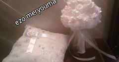 DIY Wedding Bouquet (ezo-handmade) Tags: