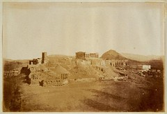 1848.         . (georgekaiafas) Tags: acropolis athens theoldcityofathens sydagma greece     georgewilsonbridges 19th century photographers rarephotosofathens