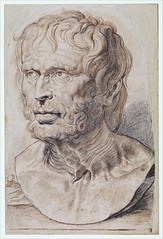 Rubens - Bust of Pseudo-Seneca (petrus.agricola) Tags: approved peter paul rubens seneca dying death mourant morente sterbend