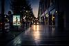 Mystère au coin de la rue... (Gilderic Photography) Tags: liege belgium belgique belgie morning lights truck bokeh blurred city ville canon g7x gilderic