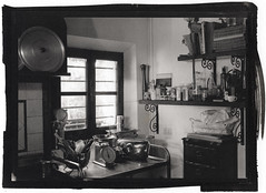 The Book&breakfast kitchen (Giorgio Bordin) Tags: altprocesses palladium pure print platinotype sodium acetate kitchen guaraldi
