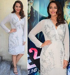 Sonakshi Sinha promoting Force-2 in White Skirt (shaf_prince) Tags: actressinskirts actressinwhitedresses bollywoodactress bollywooddesignerdresses celebritydresses designerwear force2movie indianfashiondesigners kneelengthskirt sonakshisinha