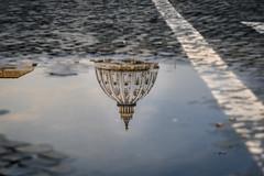 Cupolone in the pool (Ruggero Poggianella Photostream ) Tags: roma rome vaticano vatican vaticancity cittdelvaticano cupolone sanpietro stpeter saintpeter