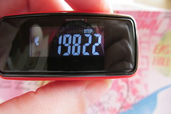 number of steps (Annie-Sue Jyelra) Tags: kelloggs fit band