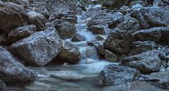 Waterval (jeannette.dejong) Tags: ngc naturelovers natuur waterval pertisau karwendel wit oostenrijk