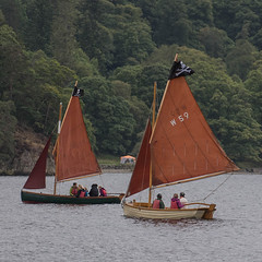 Pirates 3 (warth man) Tags: d750 nikon70300mmvr pirates glenriddingsailingcentre ullswater sailing fun boats traditionalboats englishlakedistrict