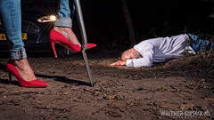 WS20160924_2821 Week 40 Killer Heels (Walther Siksma) Tags: 2016 52weeksthe2016edition heels killerheels me self ik crime bury shovel dig highheels