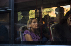 4 (claudiocroci) Tags: people bologna nikon woman old eye situation transport portrait
