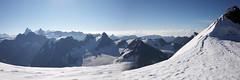 High Valais (Riverman___) Tags: alps switzerland val pignedarolla montblancdecheilon valais mountaineering outdoors sky mountain glacier hill hike alpinism scrambling climbing climb valdherens evolene arolla