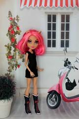IMG_7474 - 12 (Elena_art) Tags: monsterhigh howleen handmade dress wolf e