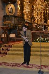 Eric Mirzoyan clarinete en la Catedral