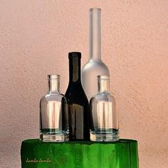 Bottiglie - Bottles (3) (Explore Sept. 24, 2016 #284) (Jambo Jambo) Tags: bottiglie bottles stilllife nikond5000 jambojambo nikonflickraward