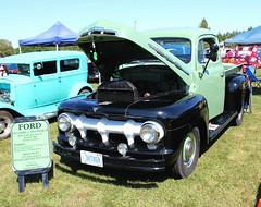 1951 Ford F-1 pickup / Canadian (carphoto) Tags: 1951 ford f1 pickupcanadiankirkfield car show 2016 richard spiegelman carphoto
