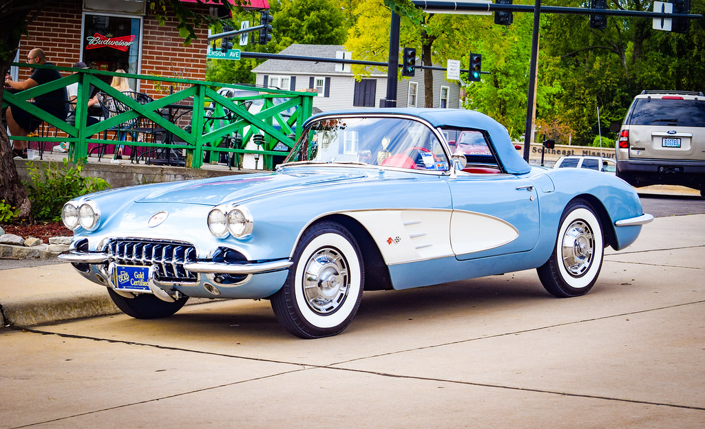 The World 39 S Best Photos Of 1959 And Corvette Flickr Hive