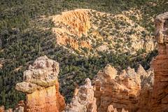 Hat Shop in the Distance (Serendigity) Tags: brycecanyonnationalpark usa outdoors hoodoo unitedstates landscape utah nature