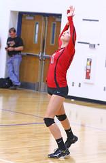 IMG_9687 (SJH Foto) Tags: girls volleyball high school mount olive mt team tween teen teenager varsity serve burst mode