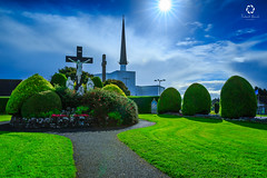Knock Shrine , Co. Mayo, Ireland (Frederick Bancale) Tags: knockshrine firecrestgnd09 leebigstopper 10stopnd