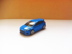 Ford Focus RS '16 (Die Cast Collector 1-64) Tags: ford focus rs 16 2016 majorette maisto matchbox model motormax burago bburago customized custom coleccion chile cararama china zylmex scale detail diecast detalle guisval hotwheels hongwell project personalizado proyecto usa toys tomica realtoy rastar escala wheels welly 164 143 172 124