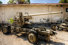 artillery (9) (maskirovka77) Tags: israeldefenseforces idf museum idfmuseum tanks m48 outdoors hdr armoredcar artillery antiaircraft armoredpersonnelcarrier bridgingequipment