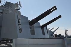 USS Alabama (RNRobert) Tags: mobile gun alabama artillery 40mm antiaircraft bofors ussalabama bb60 battleshipmemorialpark