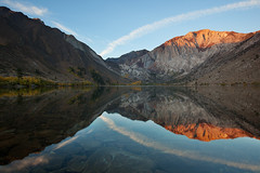 Aspen and Alpenglow (Shawn S. Park) Tags: california fall 5d shawn aspen alpenglow 1635 easternsierra convictlake inyonationalforest canoneos5dmarkii ef1635mmf28lii
