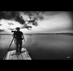 Photographic Moments (EddyB) Tags: blackandwhite bw espaa blancoynegro spain nikon europa europe catalonia catalunya catalua tarragona espanya deltadelebre eddyb poblenoudeldelta sigmaaf1020mmf456exdchsm d300s jorgelizana