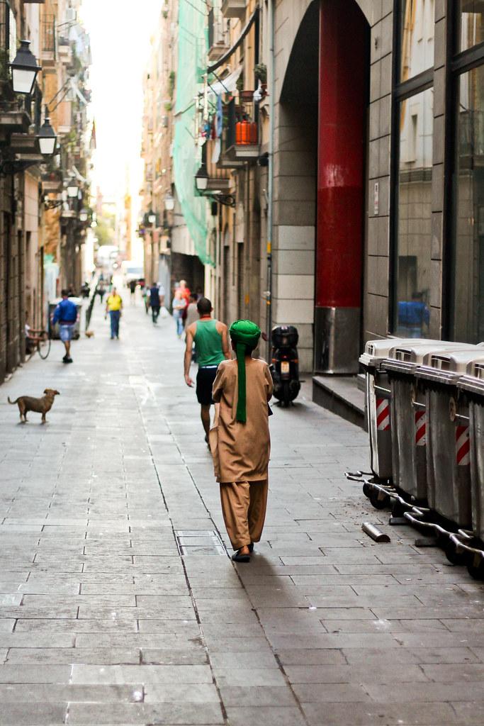 Barcelona - el Raval & Born