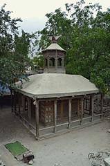 Khaplu Tomb (IshtiaQ Ahmed revival to Photography) Tags: pakistan grave saint tomb walnut balti khaplu ganche ishtiaqahmed gilgitbaltistan noorbaksha khapula