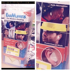 """Welp, the nice folks at earmuffers needed a construction worker model... Lol So I lent my mugg... U might see this at your local hardware store .. • <a style=""""font-size:0.8em;"""" href=""""https://www.flickr.com/photos/62467064@N06/8098931171/"""" target=""""_blank"""">View on Flickr</a>"""