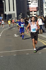LIVERPOOL MARATHON 2012 (ONETERRY. AKA TERRY KEARNEY) Tags: flowers autumn trees winter sky people urban sun streets art heritage history nature water sunshine gardens skyline museum architecture liverpool docks canon buildings reflections river geotagged boats daylight kirby october flickr wildlife ships culture parks cathedrals police unesco explore rivers olympics kearney londonroad churchs mersey pierhead albertdock policeman limestreet 2012 wirral grade1 merseyside listedbuilding rivermersey ellesmereport merseysidepolice liverpoolone oneterry terrykearney liverpoolmarathon2012 geo:lat=53405969 geo:lon=2994294