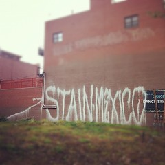 STAIN x MEXICO (billy craven) Tags: chicago stain mexico graffiti fik stainer cik uploaded:by=instagram stainr