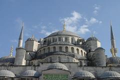 Blue Architecture (Keith Mac Uidhir  (Thanks for 3.5m views)) Tags: turkey trkiye istanbul turquie trkorszg trkei istambul turkije turquia  estambul turqua tyrkiet turchia  turkki turcja turkiet  turkiya turkye isztambul istanboel turecko   turki turcia      k th stambu  nh       seutamu turuki trk