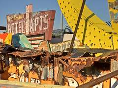 "Neon Sign Museum - Las Vegas • <a style=""font-size:0.8em;"" href=""http://www.flickr.com/photos/85864407@N08/8114956056/"" target=""_blank"">View on Flickr</a>"