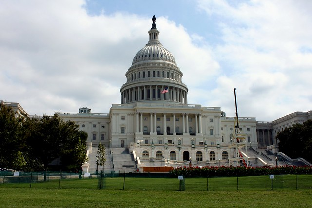 US Capitol Building, From FlickrPhotos