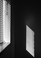 Black and Lite (Joseph Pearson Images) Tags: shadow blackandwhite bw window mono blind