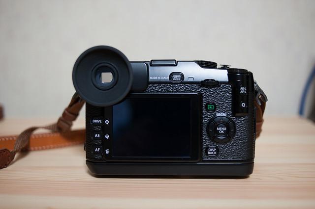 X-Pro1 Viewfinder eyepiece