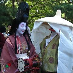 Kanoka & Miharu (CLF) Tags: kyoto maiko  gion matsuri higashi jidai miharu   kanoka