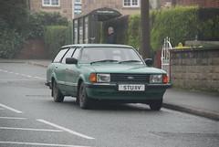 Cortina Estate (Sam Tait) Tags: street old green classic ford cortina car cool estate random retro skool rare spotting stance mk4 mk5