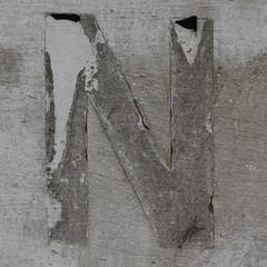letter N (Leo Reynolds) Tags: canon eos iso100 n 7d letter nnn f56 oneletter 140mm 0003sec hpexif grouponeletter xsquarex xleol30x xxx2012xxx