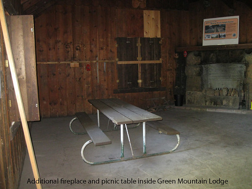 Photo - Inside the Green Mountain Lodge