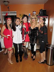 10-26-12 Halloween (BOMBTWINZ) Tags: party halloween photobooth cops woody police peacock tigers devil obama madhatter poisonivy detroittigers sanfranciscogiants weksos bombtwinz weaksaucegiants weksoscasa