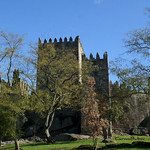 Castelo de Guimaraes.