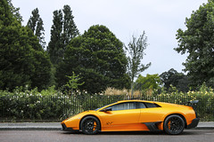 Greatest. (Alex Penfold) Tags: park orange london f1 lamborghini dsl sv regents murcielago 670 lambo murci