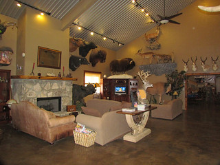 Texas Whitetail Hunting Lodge - Kerrville 2