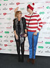 Jenny Frost and Where's Wally