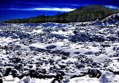 ETNA PARK - GRAZING LIGHT. STONES AND SNOW - P1260369 (Felipe 1930) Tags: art4u mmmilikeit ~flickrland~ italy4u whitesignature landscapes4u ~unique~
